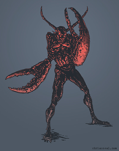 lobstermonster