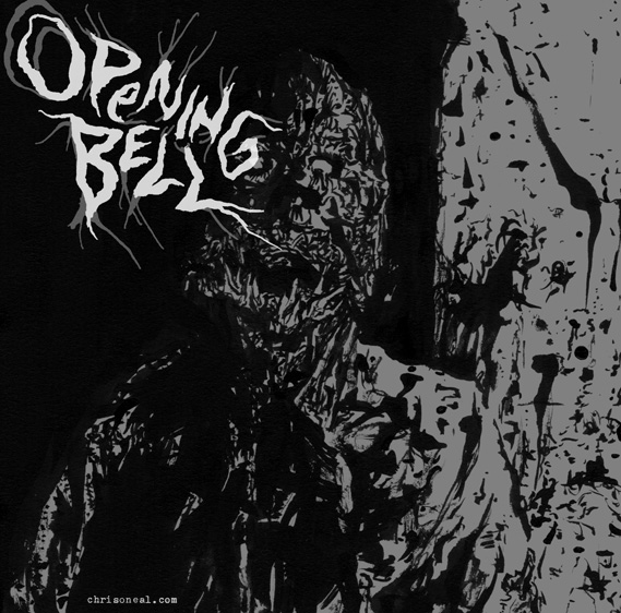 Binary Deep​/​Ripe Program EP cover for Opening Bell by Chris O'Neal